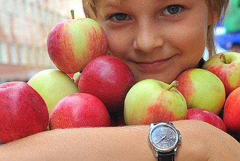 Что будет, если каждый день есть яблоки?