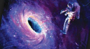 Что будет, если человек попадёт в чёрную дыру?