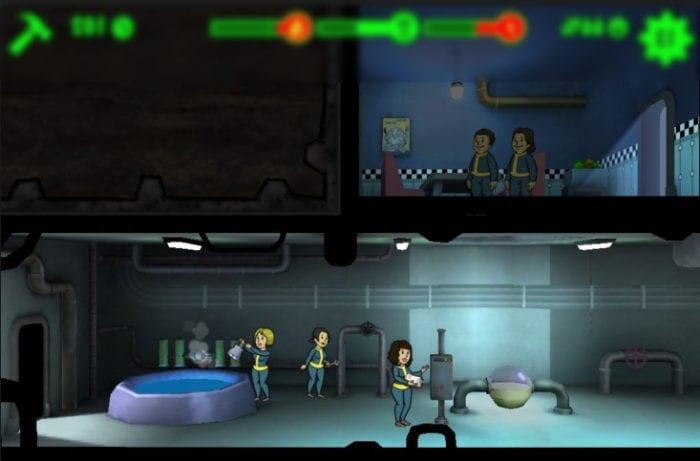 Что делать если Fallout Shelter вылетает?