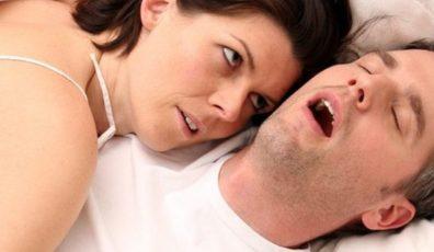 Что делать, если храпишь во сне?