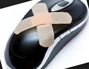 Что делать, если мышка работает, а курсор не двигается?
