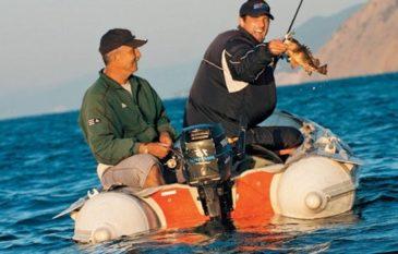 Лучший эхолот для рыбалки с лодки
