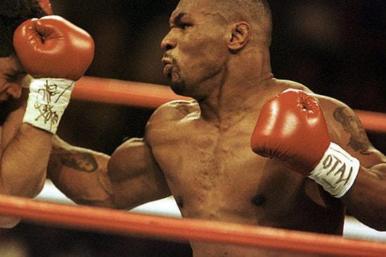 Самый сильный боксер в мире за всю историю