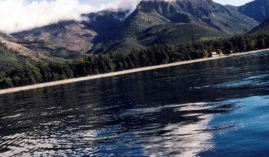 Самый глубокий водоём в мире