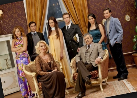 Самый лучший турецкий сериал на русском языке