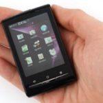 Маленький смартфон на Андроиде