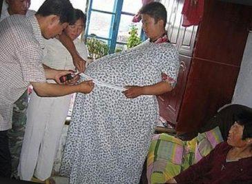 самый большой живот при беременности