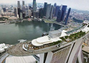 гостиница Marina Bay Sands