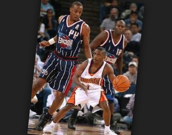 Самый маленький игрок НБА (NBA)