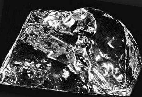 Самый большой алмаз в мире массой 3106 карат