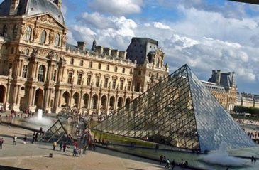 В каком европейском городе самый большой музей?