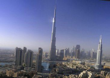 Сколько этажей в самом высоком доме в мире?