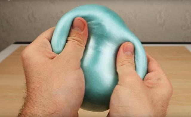 как сделать лизуна в домашних условиях