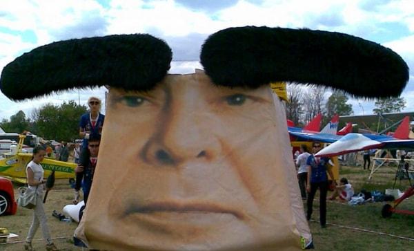Брови Леонида Брежнева