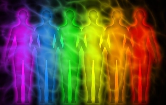 Цвет ауры человека