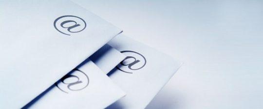 Интересные факты об электронной почте