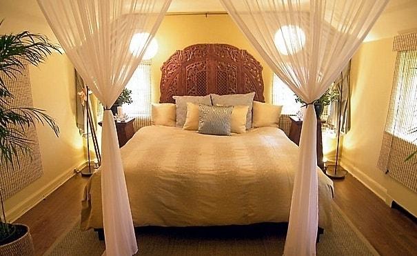 Спальня по феншуй