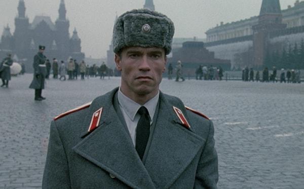 Американец в Росии