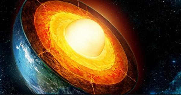 Ядро планеты Земля