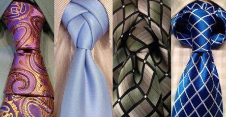 Длина галстука по этикету