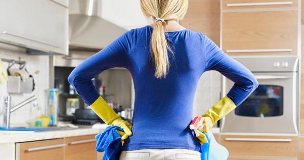 С чего начать уборку квартиры