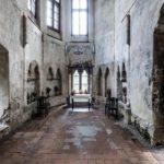 Замок Гоуска интерьер