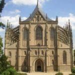 Костница в Чехии снаружи