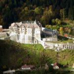 Замок Штернберг вид сверху