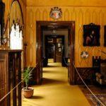 Замок Сихров интерьер
