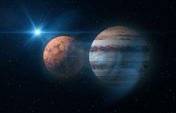 Юпитер и Венера влияют на вашу удачу